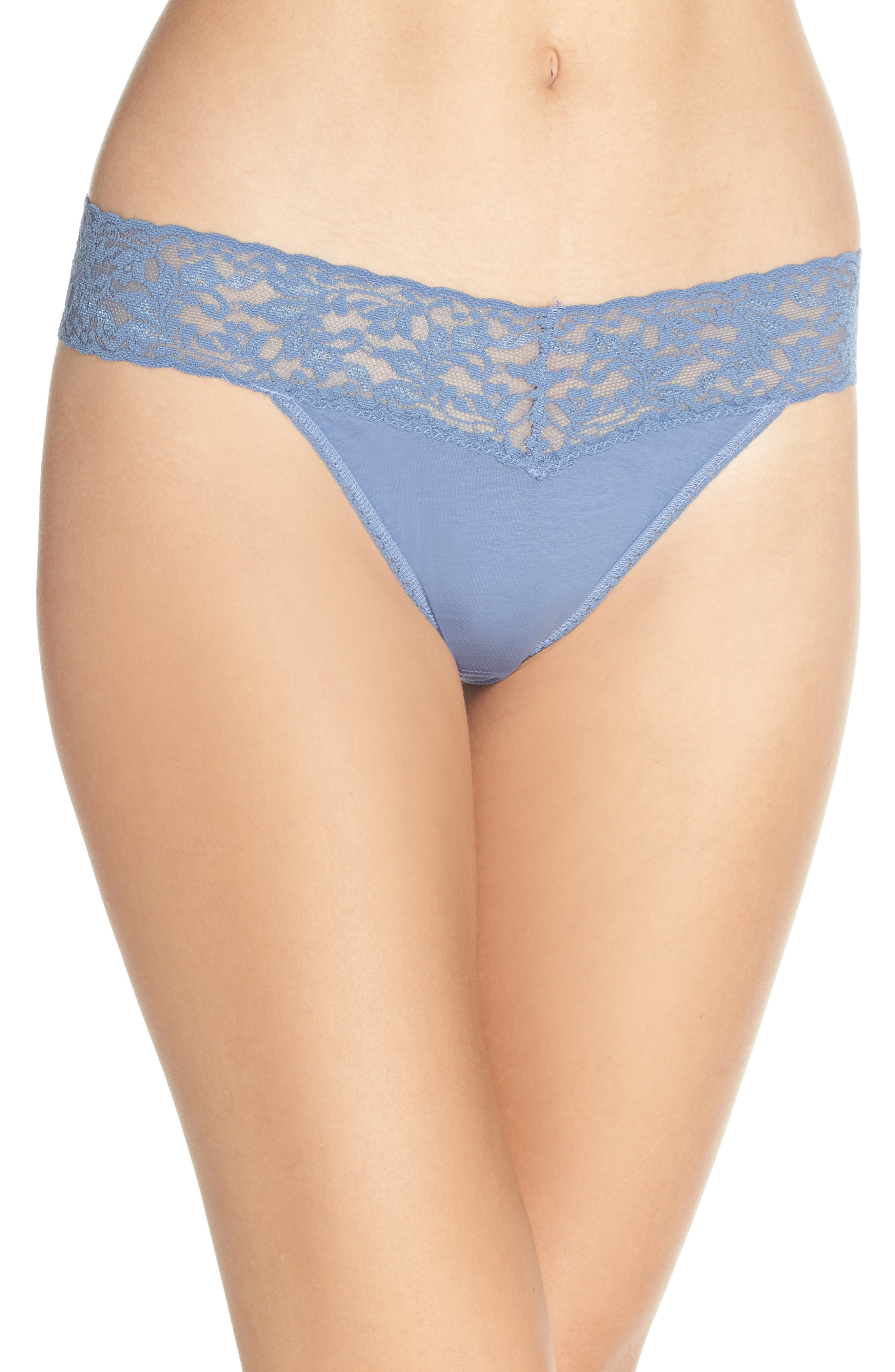 550a357926c7 Hanky Panky Original Rise Thong in 2019 | Products | Nordstrom, Lace ...