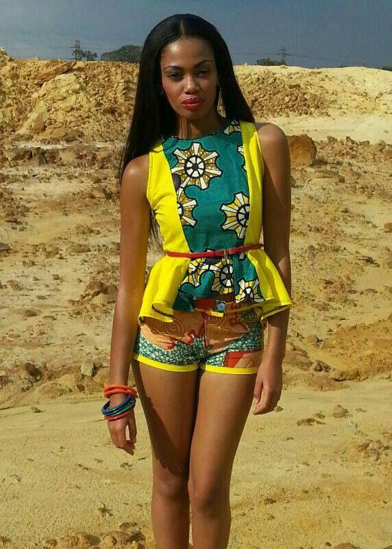 Tendai Hunda - Beautiful Zimbabwean Girl - Former Miss