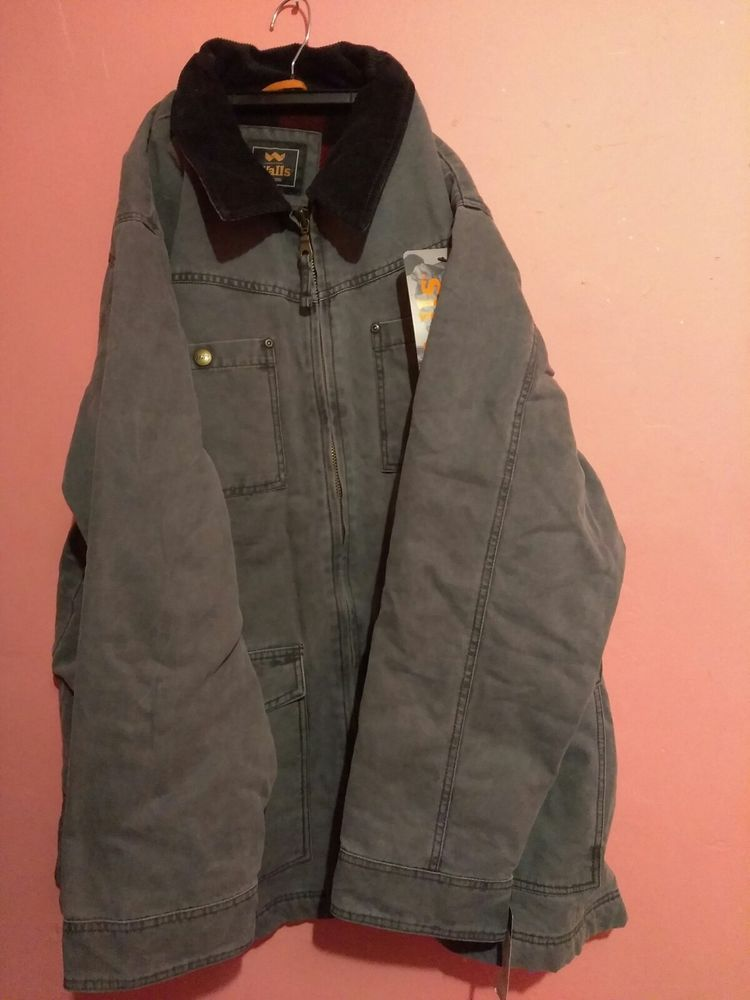 Walls Men S Redford Vintage Duck Barn Coat Size 2xl Fashion
