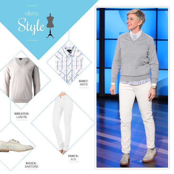 649d156e4113d8 The Ellen DeGeneres Show   Fashion in 2019   Fashion, Ellen ...