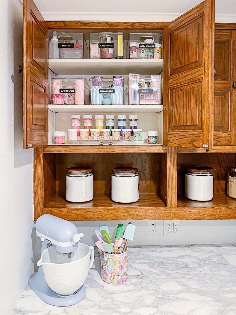 Neat Method Kitchens Kitchen Design Kitchen Inspiration Pantry Ideas Kitchen Storage Kitchen Baking Storage Kitchen Pantry Storage Cupboards Organization