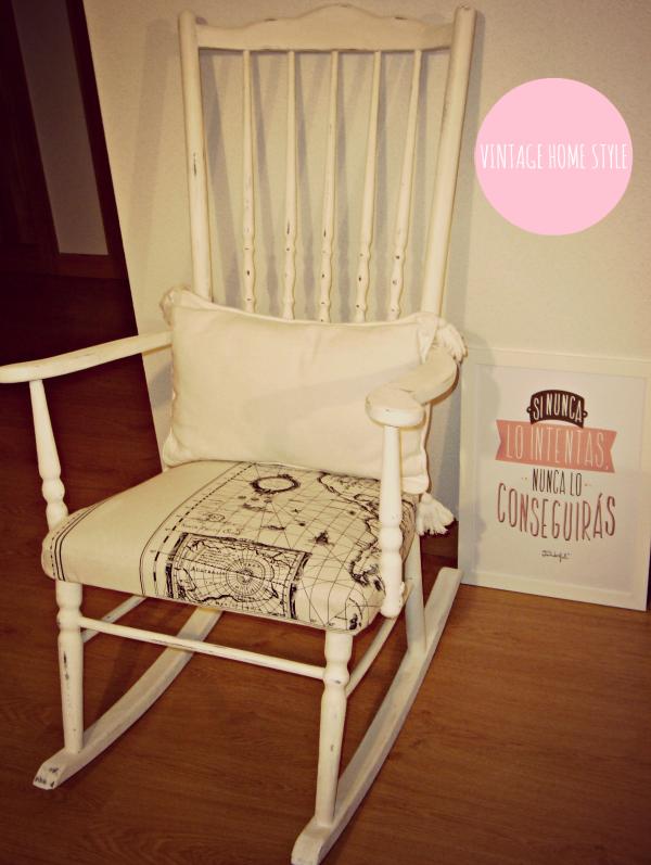 Mecedora vintage Mocholi Ref. 025 | Chairs | Pinterest | Mecedora ...