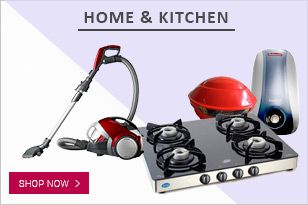 find everything for your perfect home as you shop online in india at