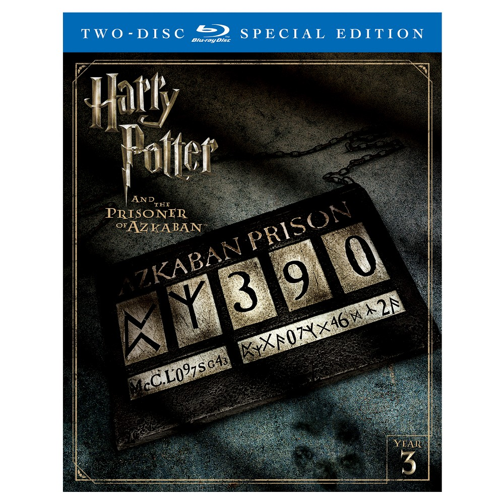 Harry Potter and the Prisoner of Azkaban (2-Disc Special Edition) (Blu-ray) #bluray