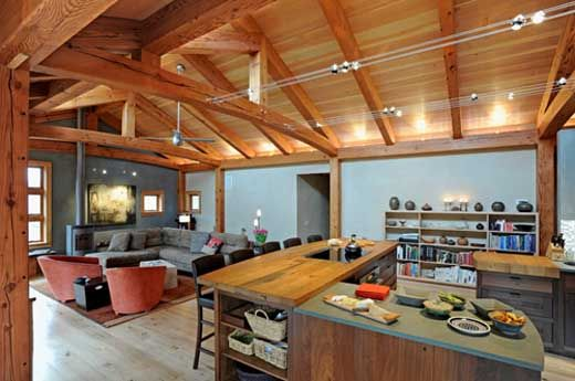 Timber Framed Homes Home Inspiration Pinterest Timber Frame Houses Wire Track Lighting