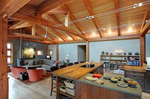 Timber Framed Homes Home Inspiration In 2019