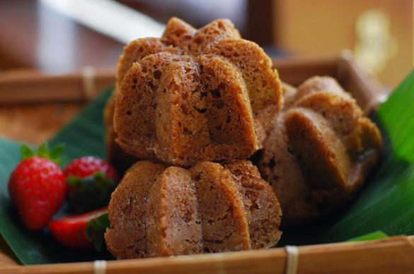 Resep Kue Bolu Sakura Paling Empuk Sangat enak, manis