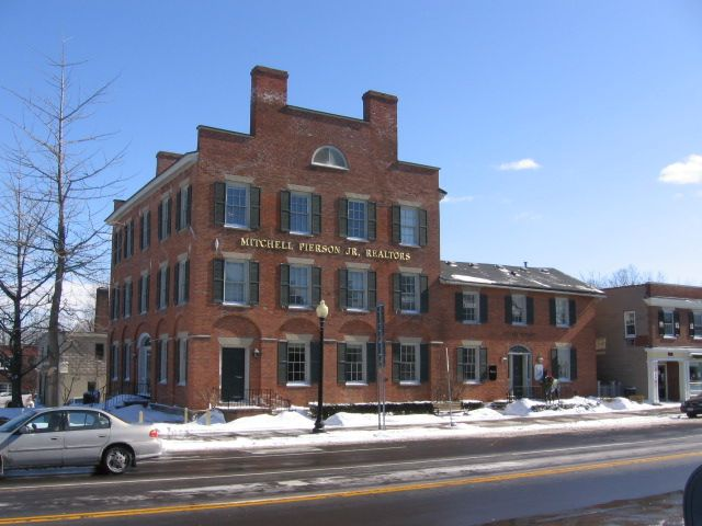 Phoenix Building Pittsford Ny Tavern Hotel 1820 Rochester S Heritage Pinterest And