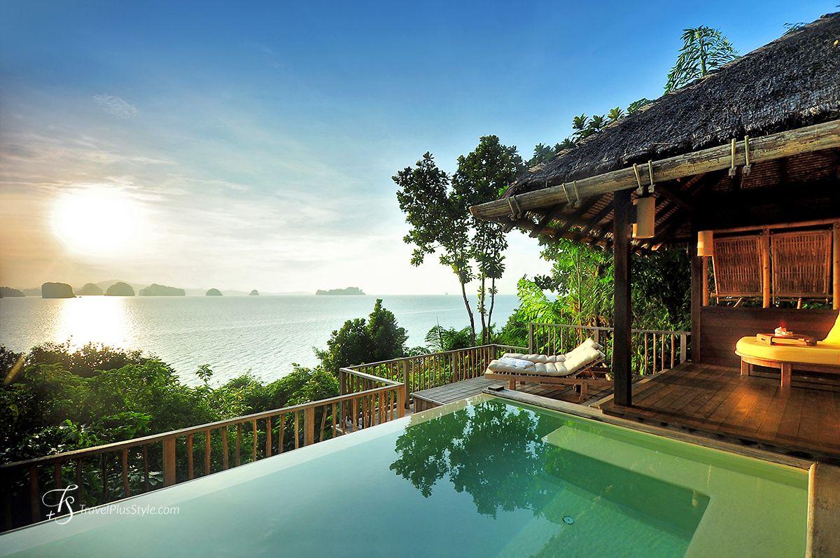 ปักพินในบอร์ด Six Senses Yao Noi, Thailand