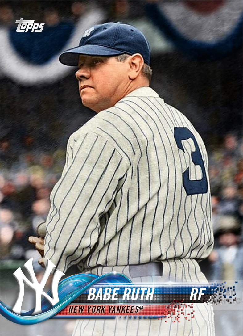 Pin by MARGIE Upham on Yankees | New york yankees, Babe ruth ...