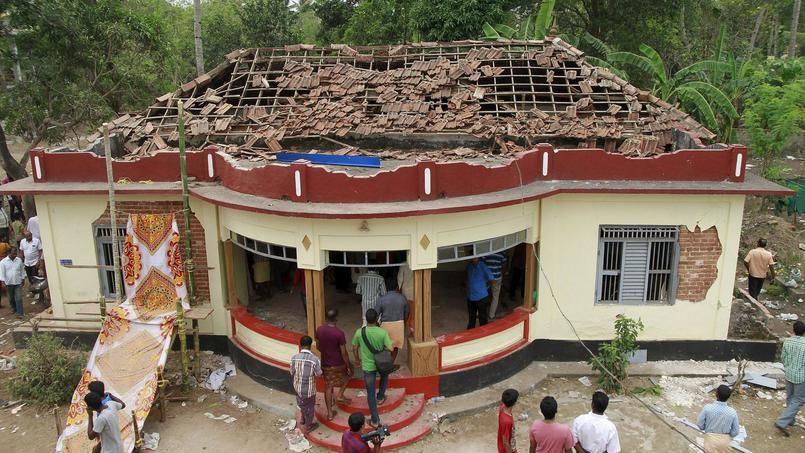 Une centaine de morts dans un incendie en Inde