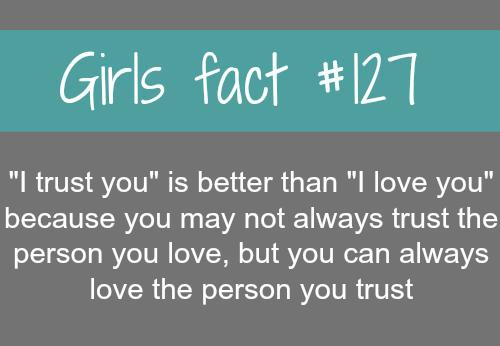 Girls Fact 127