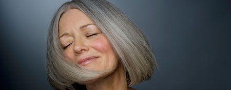Why hair turns gray (Thinkstock)
