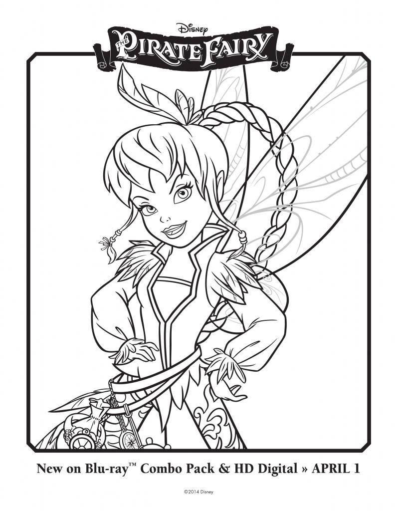 Tinkerbell Und Ihre Freunde Ausmalbilder : Thepiratefairyfawnskgaleana_zps0da09079 Jpg 796 1024 Fairies