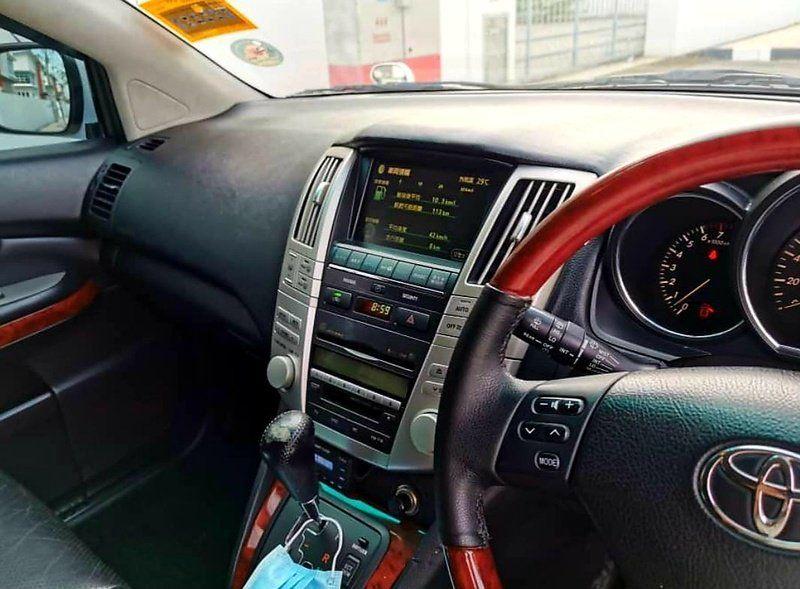 Kajang Selangor FOR SALE TOYOTA HARRIER 2 4AT SUV SAMBUNG