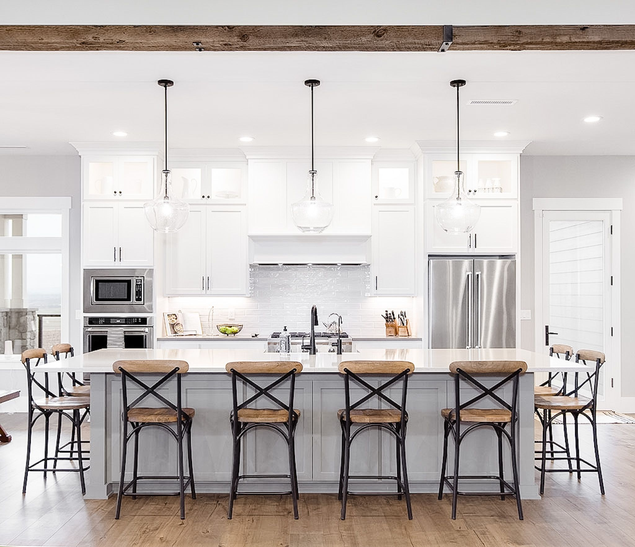 Modern Ranch Kitchen for the Farmhouse Hipster