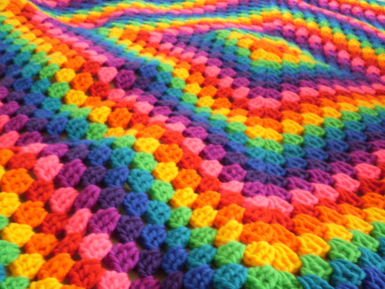 Cobijas tejidas en crochet buscar con google cobija de - Mantas a crochet ...