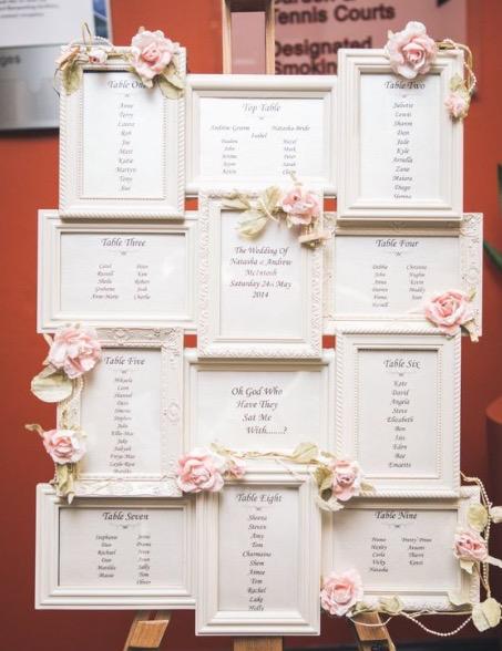 decorazioni Mi sposo e non mi sveno wedding