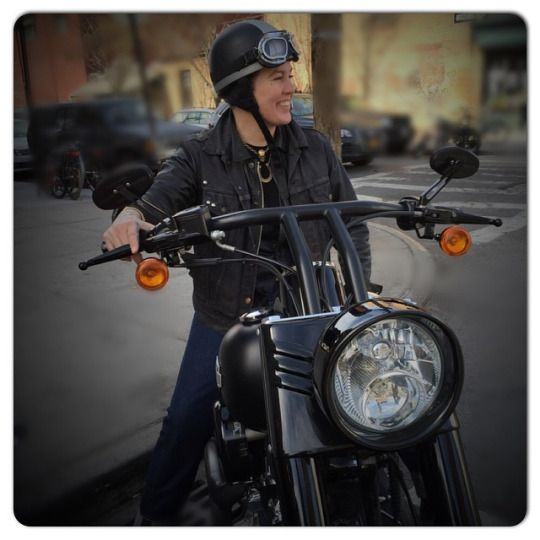 MOTORGRRL | MOTORCYCLE GARAGE & GEAR