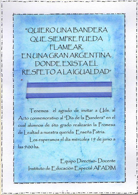 Pin De Spuhr En Tarjetas Patrias Día De La Bandera