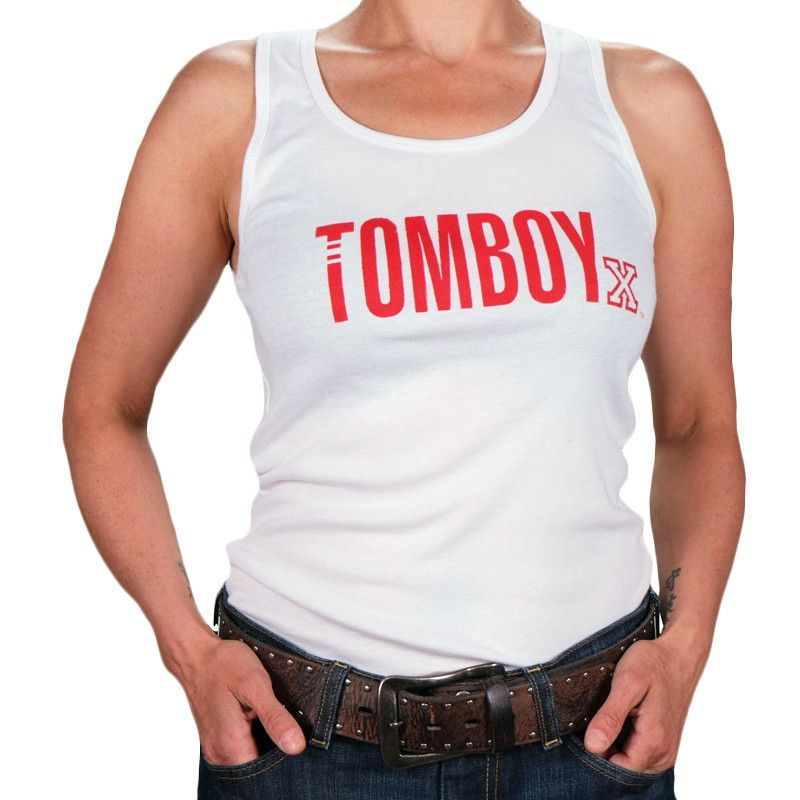 TomboyX tank top - White