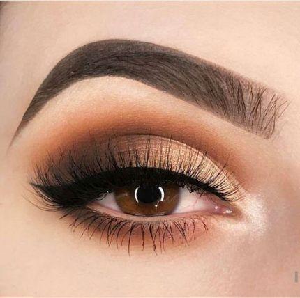 Nails brown orange eyeshadows 48 Ideas for 2019 #browneyeshadow