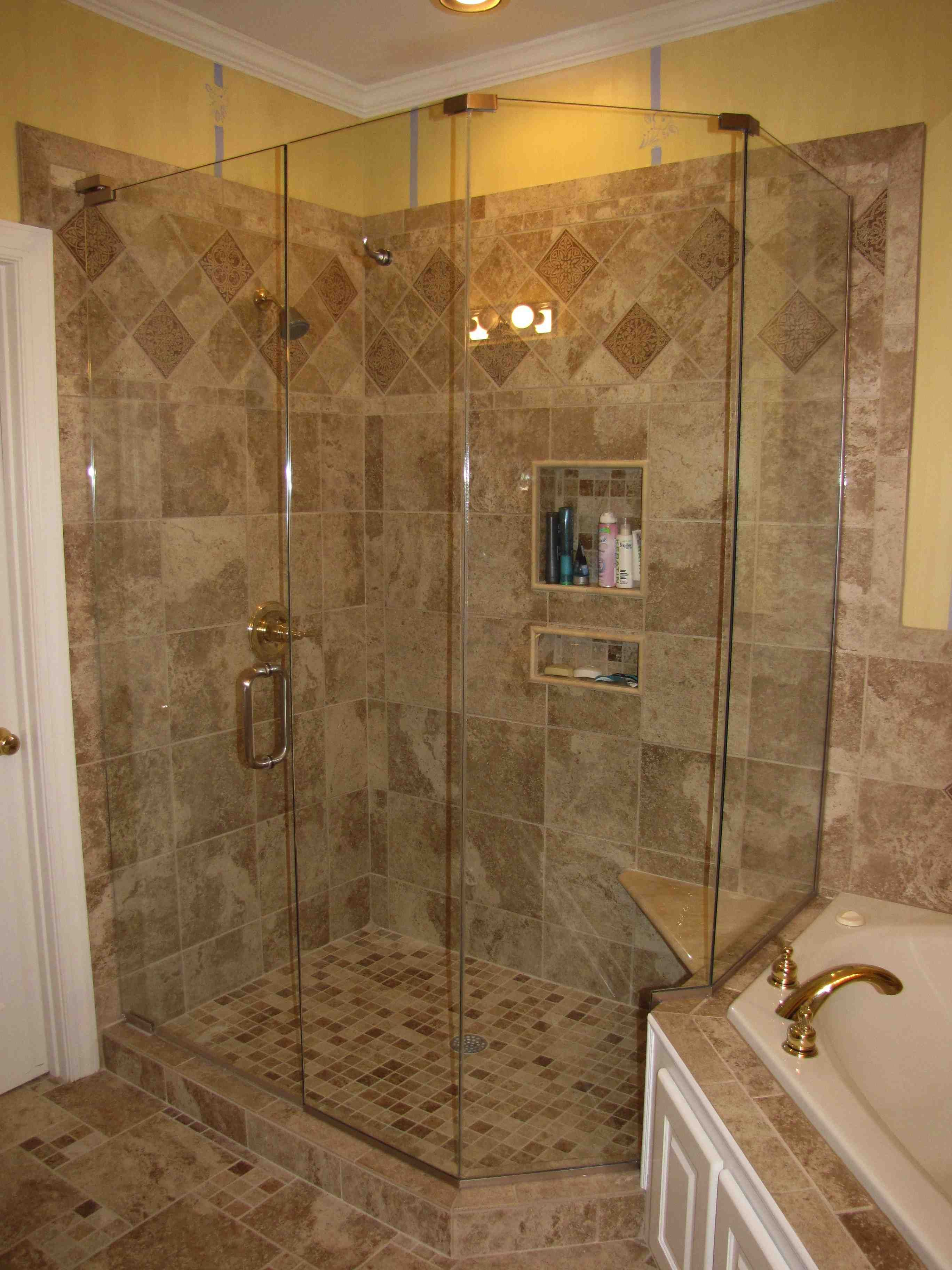 Looking for a New Shower Enclosure for your home. Here it is a 3/8 ...