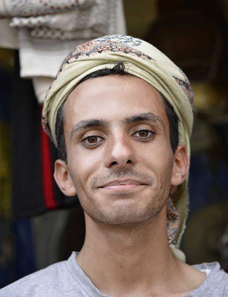 Friendly Yemeni.