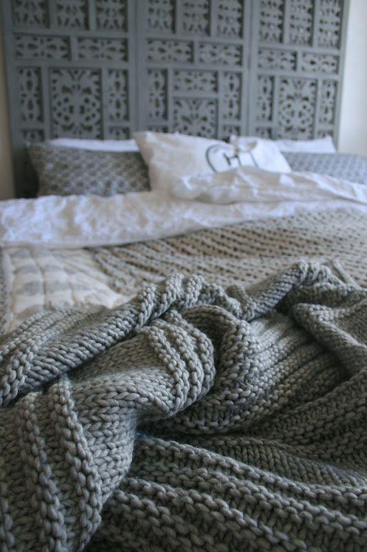 Chunky Knit & Purl | I Knit Shit | Pinterest