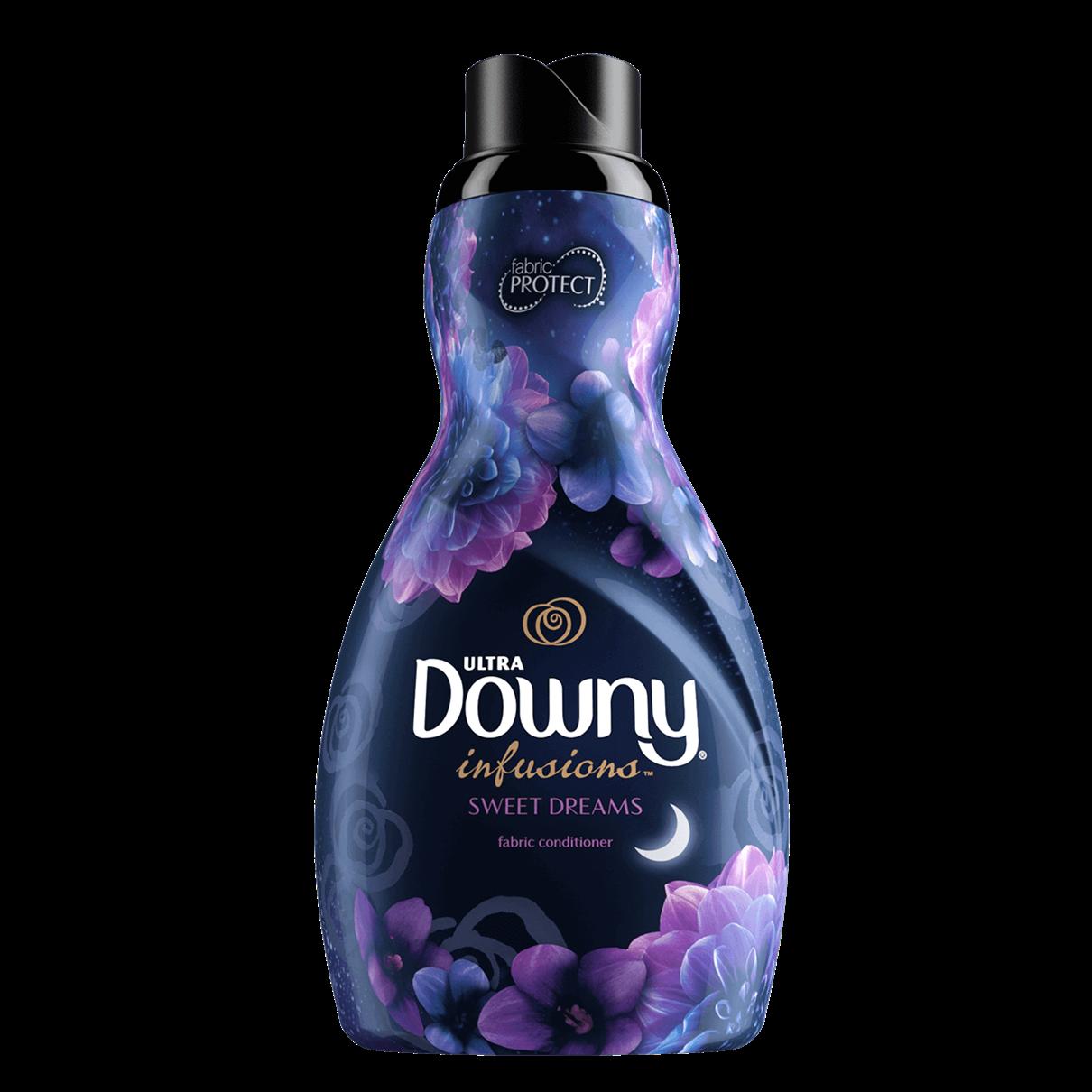 Downy Infusions Sweet Dreams Liquid Fabric Softener Downy Downy Infusions Downy Fabric Softener Downy