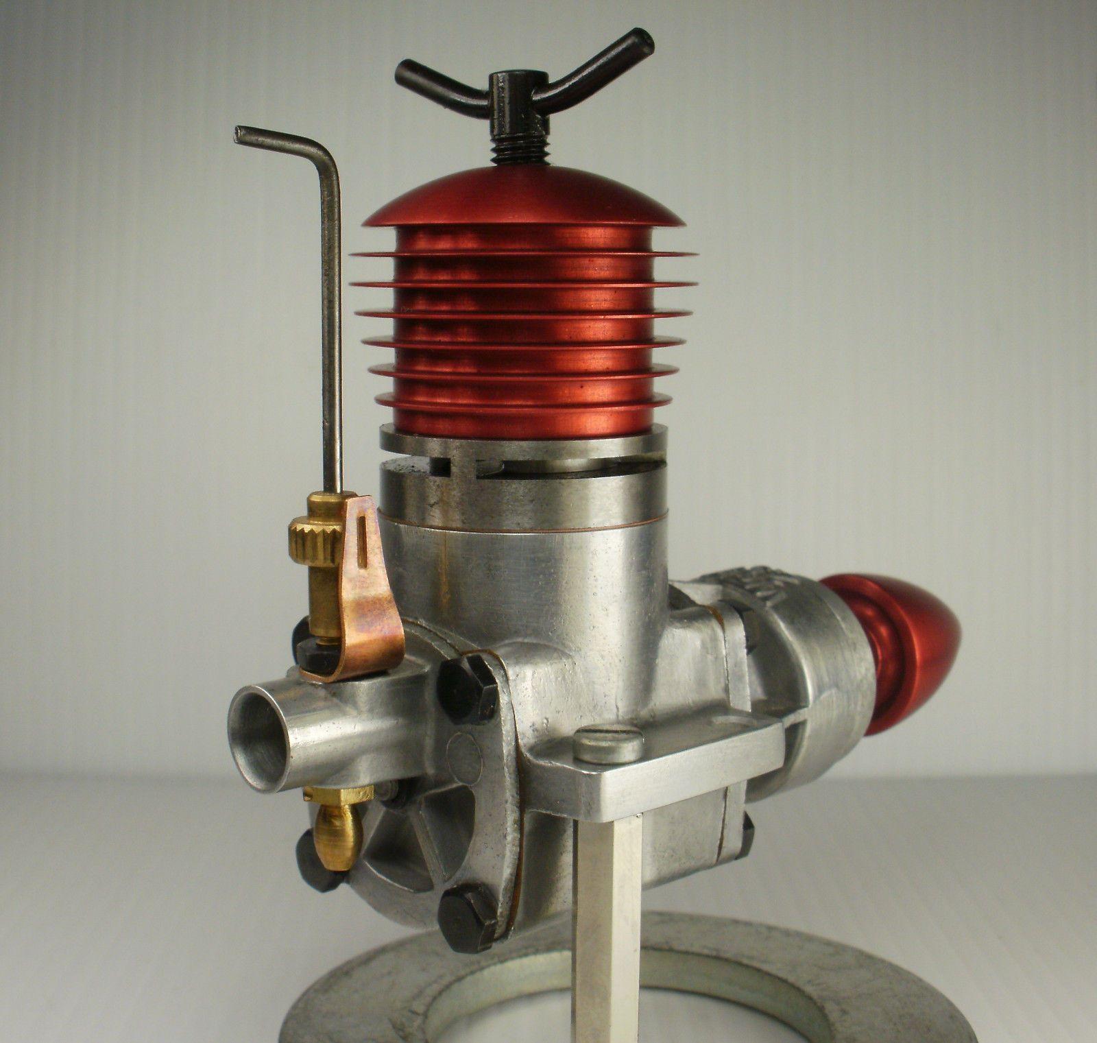 WEBRA MACH I Mk II 2.49 c.c. Diesel engine made in Germany