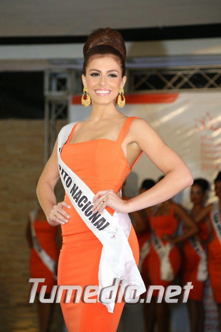 Presentación Oficial de Miss República Dominicana Universo 2014