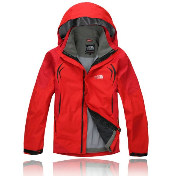Discount Clearance Red North Face Gore Tex XCR Jacket Men Online Shop For  Sale Save up Off! Website with great deals on North Face !