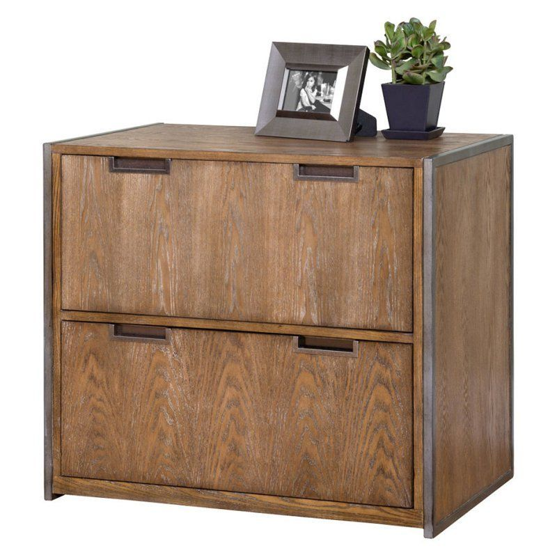 Martin Furniture Belmont Lateral File Cabinet From Hayneedle