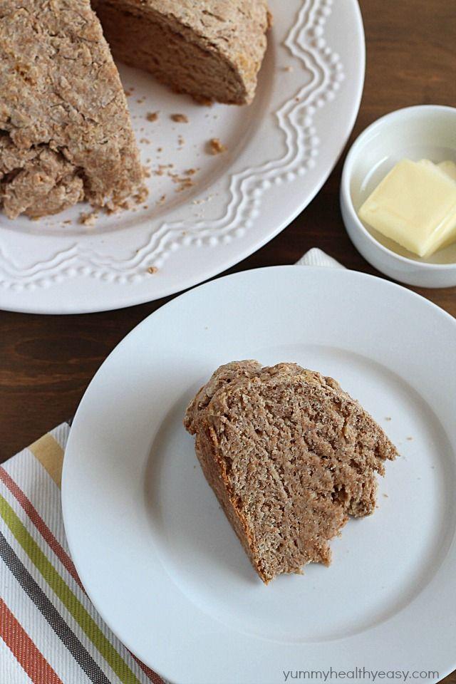 Irish Buttermilk Brown Bread Yummy Healthy Easy Food Bread Sweet Bread