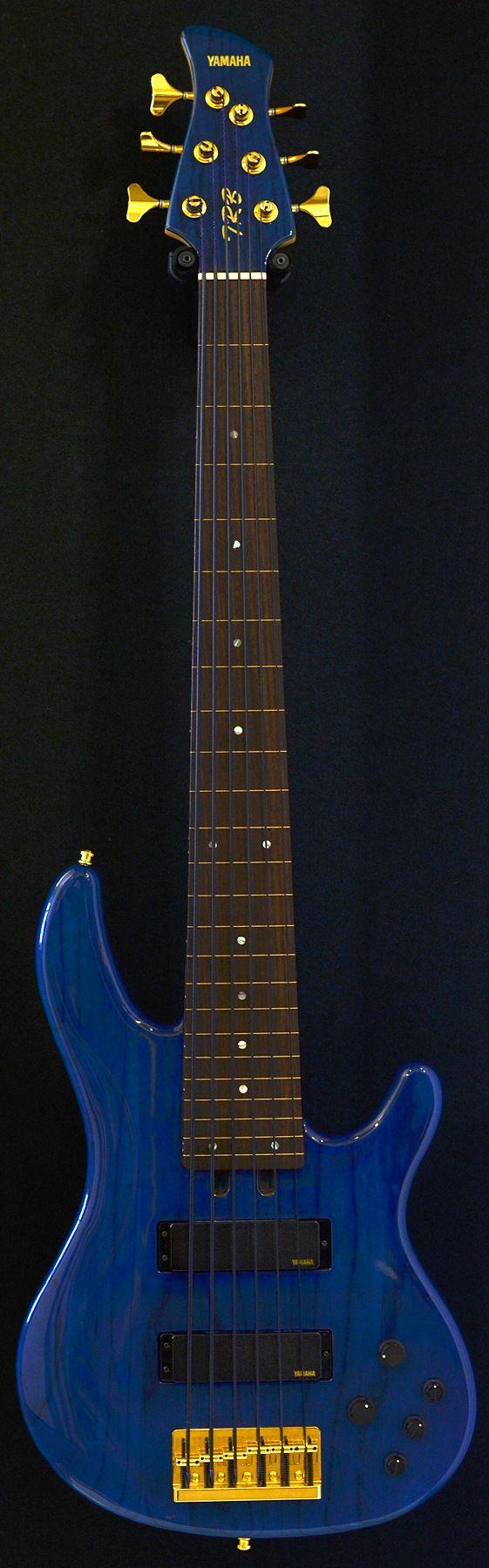 YAMAHA TRB 6 Fretless (via Bass Direct) | Guitars & Amplifiers ...