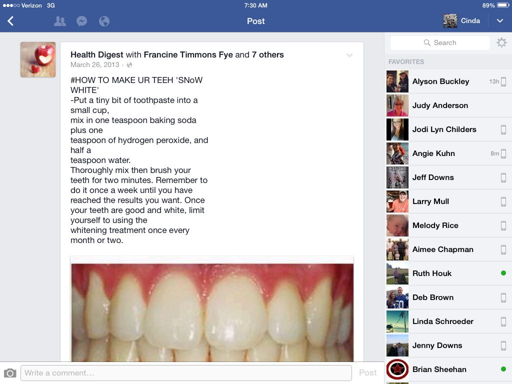 You Will Need Only 3 Minutes To Make Your Teeth Whiter