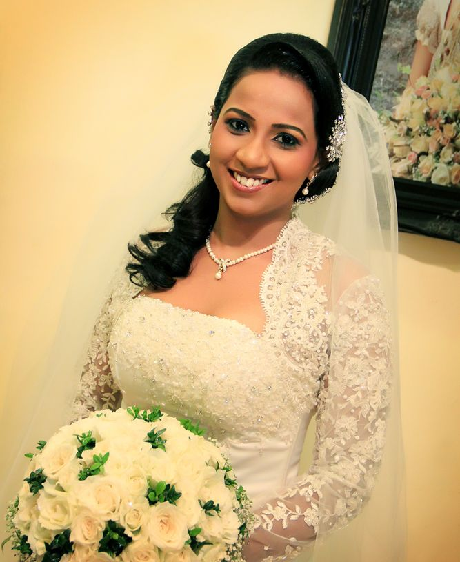 western wedding dresses sri lanka | Brides | Pinterest | Westerns