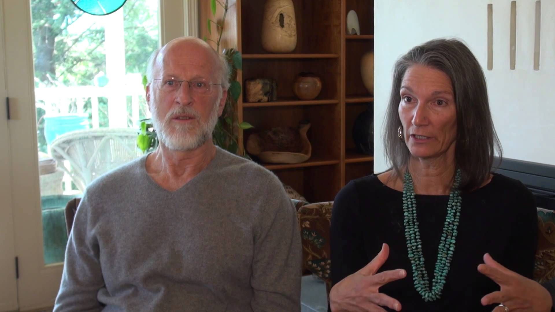 Robert and Diane beautifully share with Julie what their delightful and vibrant relationship feels like from the inside, how they keep their connection on a ...