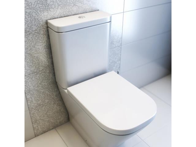 Roca WC 2 4 L Clean Rim Gap A341730000