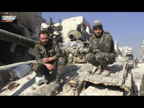 e942869cd Guerra na Síria - Aleppo está completamente livre de terroristas +18 ...