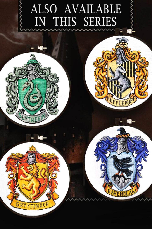 Pin On Harry Potter Cross Stitch