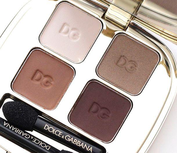 Dolce & Gabbana Desert Eyeshadow Quad.