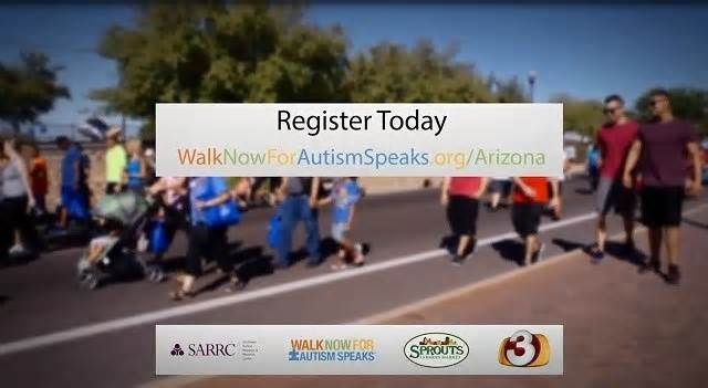 ASD News Autism affects 1 in 64 Arizona kids. Join 3TV for the Walk Now for Autism Speaks on Oct. 25th - http://autismgazette.com/asdnews/autism-affects-1-in-64-arizona-kids-join-3tv-for-the-walk-now-for-autism-speaks-on-oct-25th/