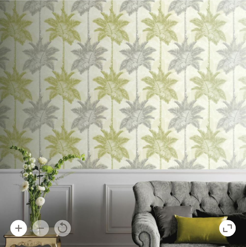 Tree Design Wallpaper Living Room Fiji Palm Citrus Trees Wallpaper Alb20 Bq Product Code
