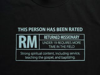 This person has been rated RM~ T-shirt