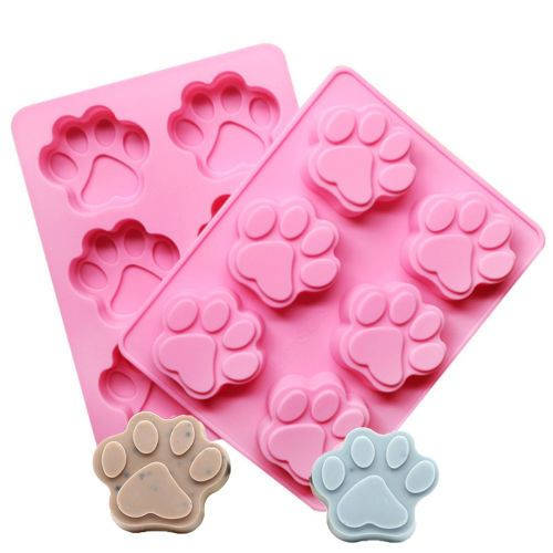 3D Silicone Soap Mold Cake Candy Chocolate Cookie Cupcake Mold Ice Cube Mould