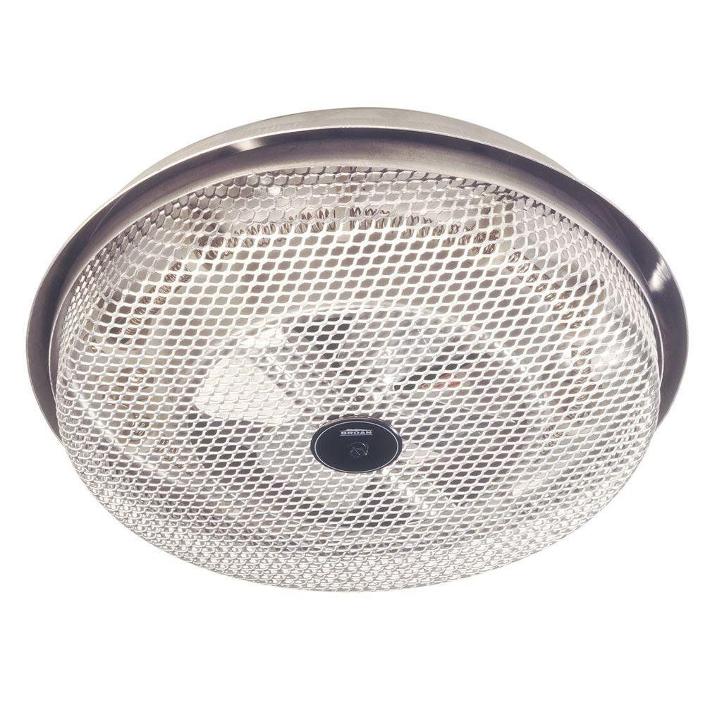Broan Model 157 LowProfile Solid Wire Element Ceiling