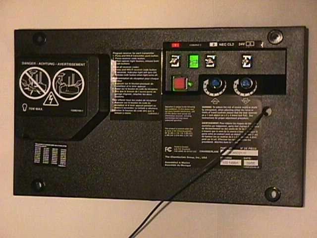 How To Program Your Garage Door Remote Control Garage Door Remote Control Garage Door Remote Garage Doors