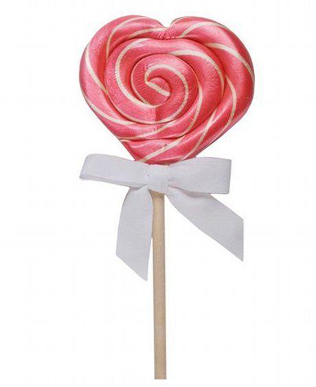 Bubblegum Heart Lollipop